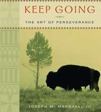 """Keep Going: Our next """"BAM!"""" discussion book"""