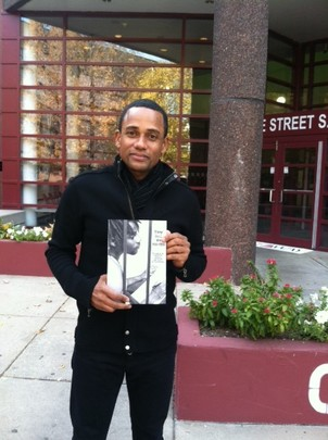 Hill Harper after visiting the DC Jail Book Club