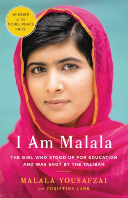 FM members voted for I Am Malala as the next book