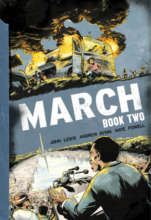 Free Minds members read March: Book Two