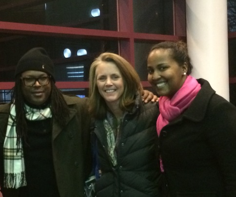 Author Shaka Senghor visited the DC Jail