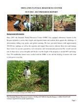 DNRC Field Report - Q4 2013 (PDF)