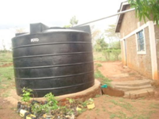 Pipe Flow From Rooftop to Tank