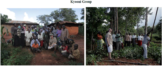 Zach Engelking with the Kyooni Group, Feb 2013