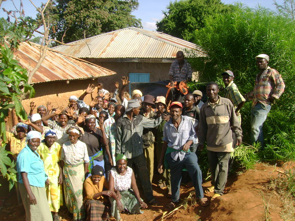 Forestry Training & Finance for 600 Farms in Kenya