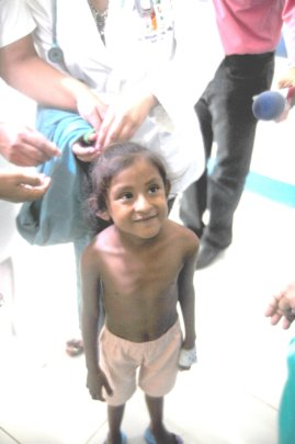 Dayana was the first operation of the ICHF week