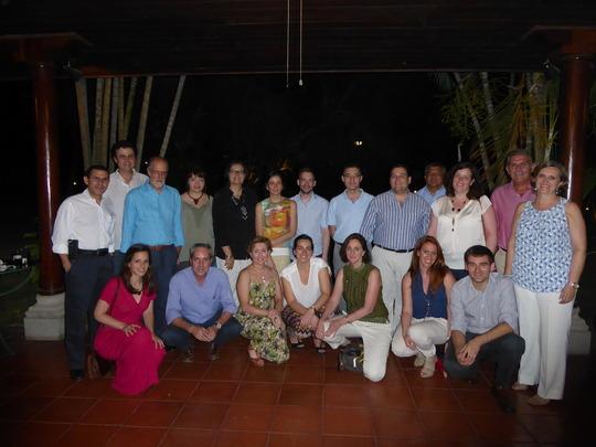 Madrid Medical Team photo
