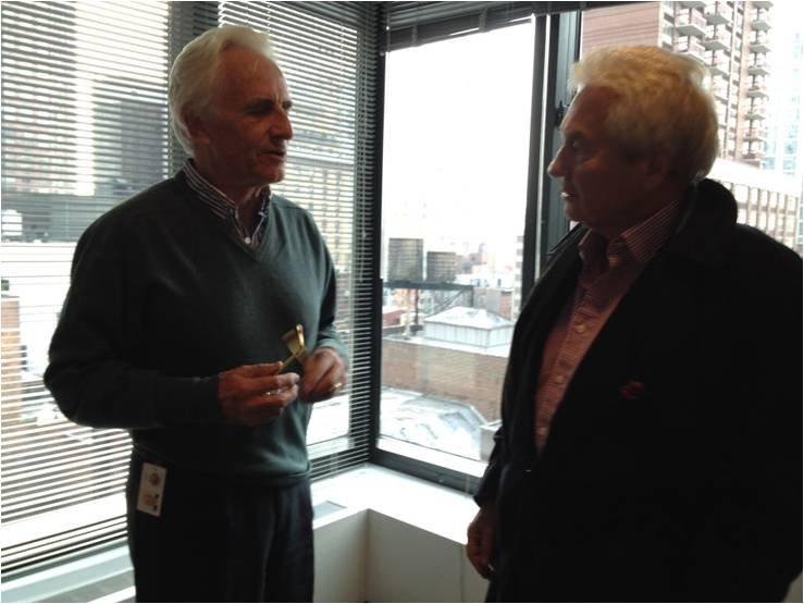 Philippe Lerch (l.) and Michel Berty (r.), SoH