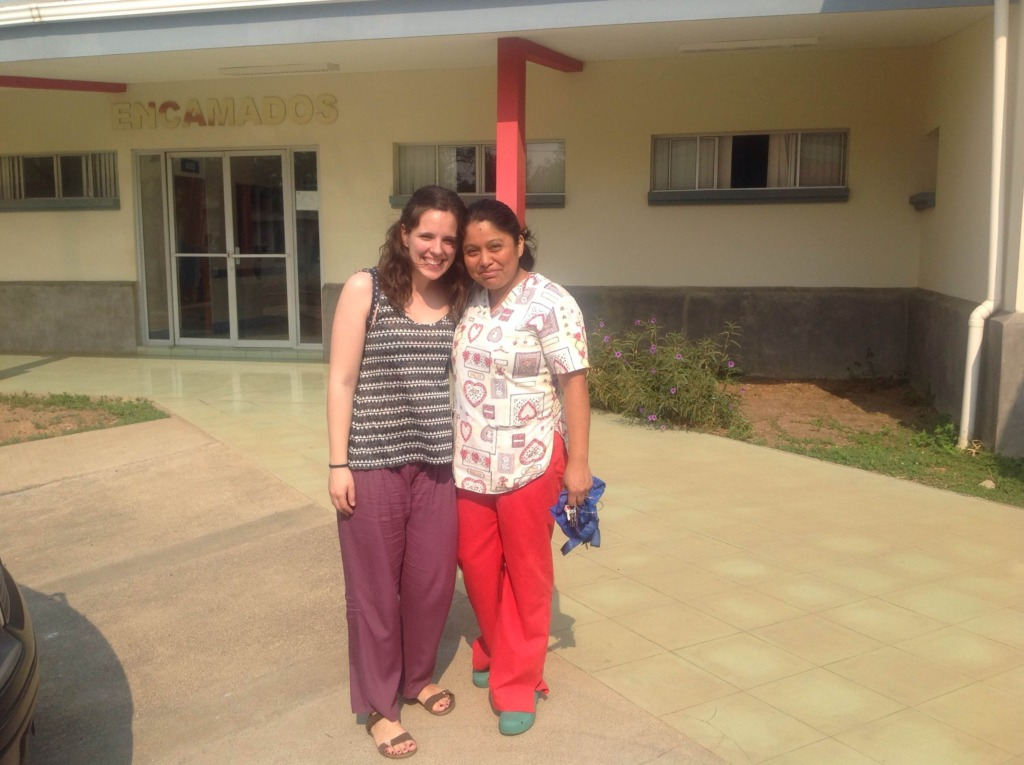 Reconnecting with Ana Rosa, RN