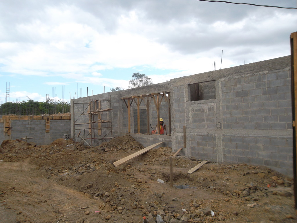 Building the new Heart Center of Nicaragua