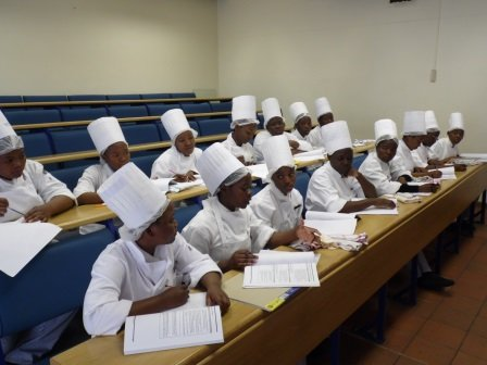 Skills development - young southern African women