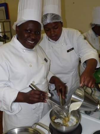 Culinary Art - Building skills and confidence!