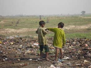 Waste picker children