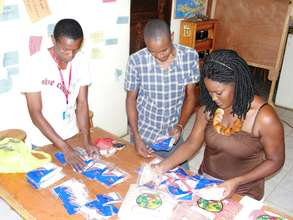 Sorting seed packets in Lory