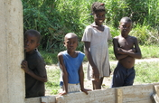 Vegetable Gardens for Improved Nutrition in Haiti
