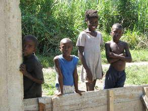 Vegetable Gardens for Improved Nutrition in Haiti