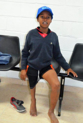 Juan Jose came to us for his 4th prosthetic leg.