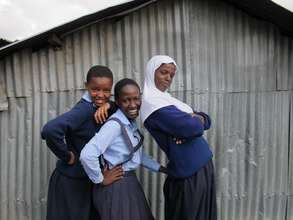 Latifah, Purity and Fatuma