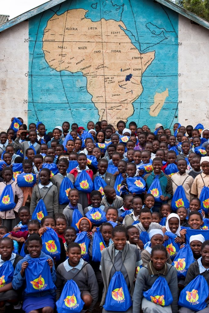 Keep 200 Kenyan Girls in School