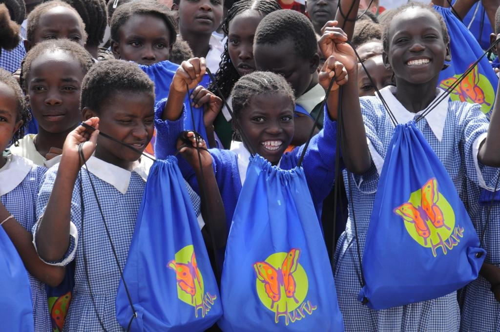 Keep 200 Kenyan Girls in School