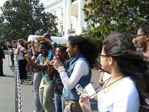 White House Field Trip