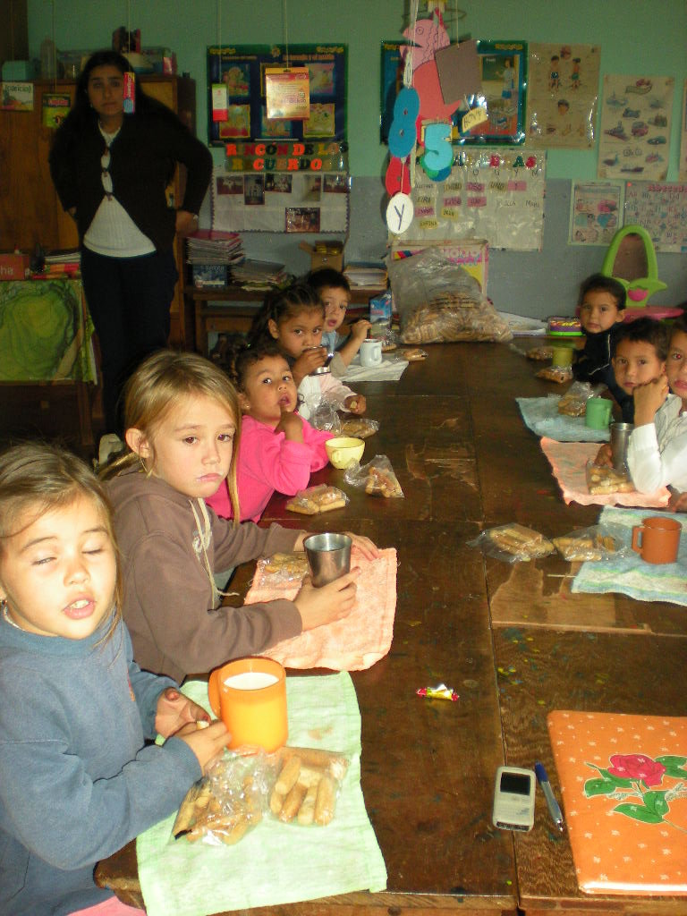 Health and Education for 200 children in Paraguay