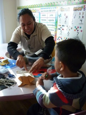 Empower At-Risk Families with Literacy Promotoras