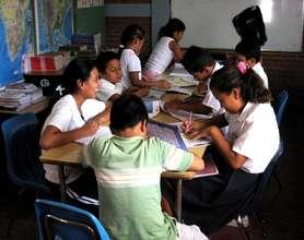 Fabretto Esteli Children Learning