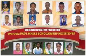 Caribbean Education Foundation 2012 Scholarships