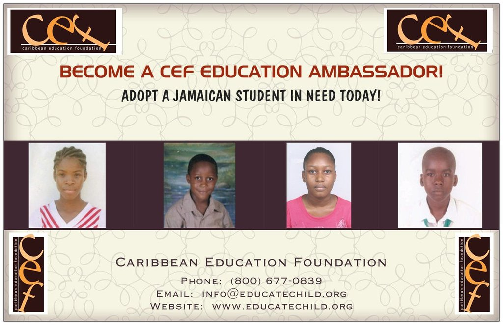 Become a CEF Education Ambassador!