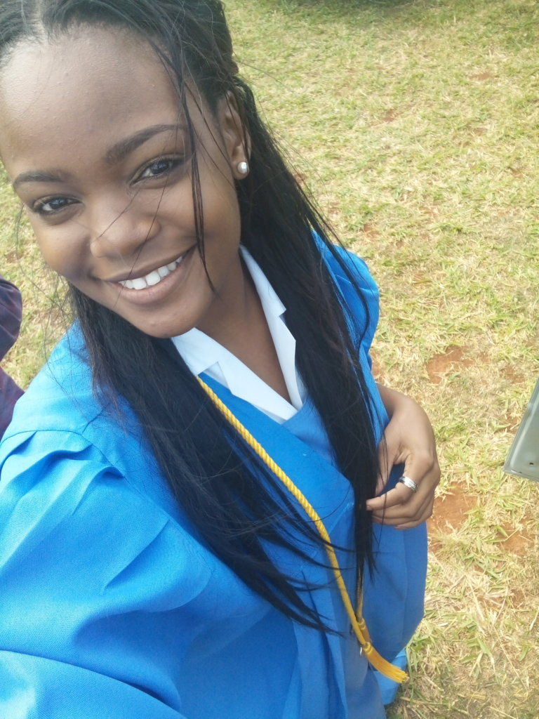 Tamia at Hampton High School graduation - 2015