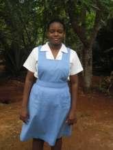 CEF Paul Bogle Scholarship Recipient, Tamia - 2012
