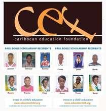 CEF Paul Bogle Scholarship Recipients