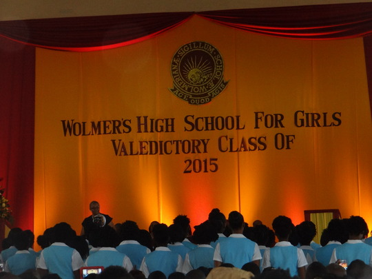 Graduation - June 23rd 2015