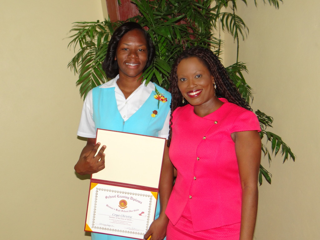 Coya and CEF President & CEO, Nikiki Bogle, Esq.