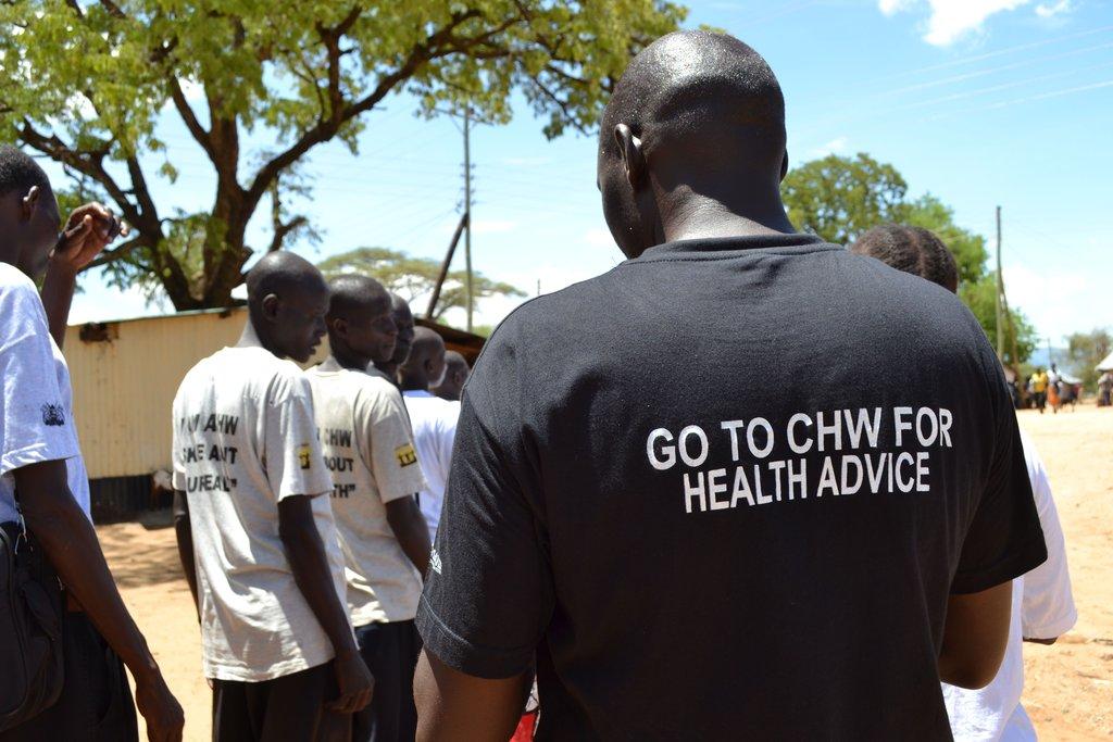 Community Health Workers in Kenya