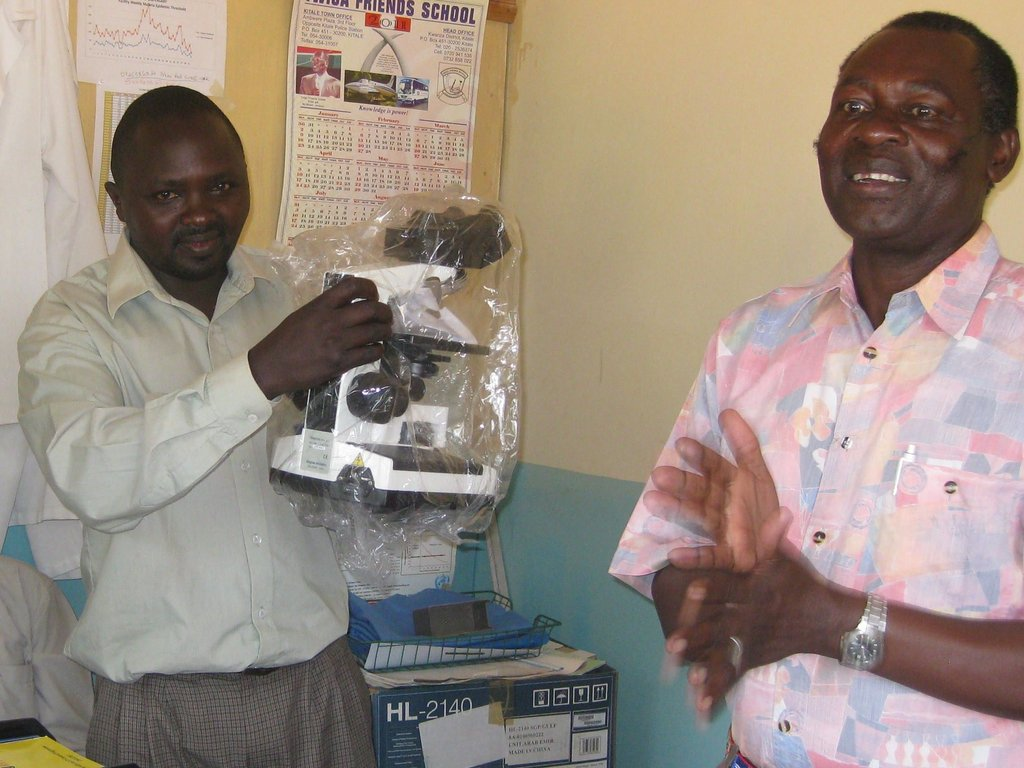 Reducing Malaria Deaths among Kenyan Children
