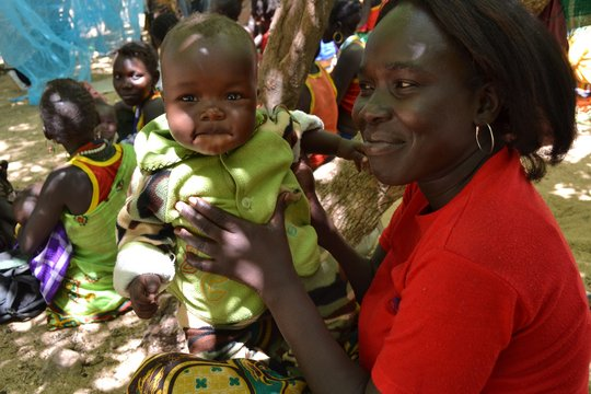 Reducing Malaria Deaths among Kenyan Children