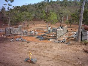 Start of homebuilding