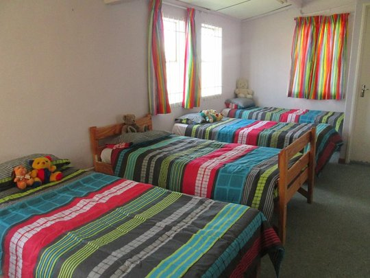 The new beds