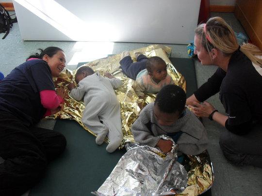 Disadvantaged & Special Needs children, Cape Town