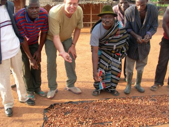 Cocoa Study Center in Ebolowa, Cameroon