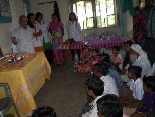 Dr.Kate Sir- Councelling patients