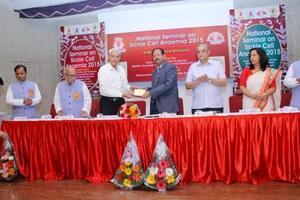 Dr Arun Jamkar VC MUHS at our seminar