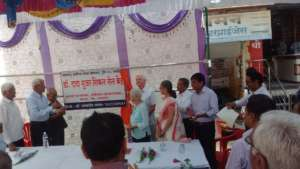 Inauguration- New Centre @ Chopda