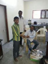 Distribution of Free Herbal Medicine Kit