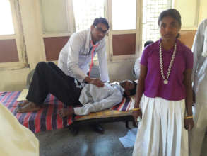 Clinical Assessment of Tribals