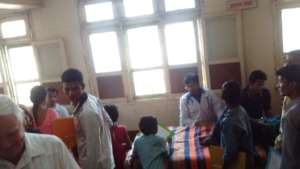 Sickle Cell Camp Dhadgaon