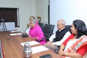 Smt Sindhutai Sapkal -guest World sickle cell day