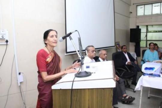 Speech Dr.Phadke Madam